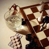 Проигранная партия... :: Александр Бурилов