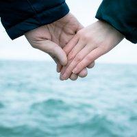 рука в руке :: Настасья Войтун