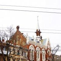 Пресвитерианская церковь :: Александр Корчемный