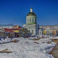 Центральная площадь. :: Константин Сафронов