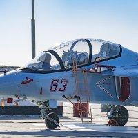 Кабина самолета Як - 130 :: Игорь Сикорский