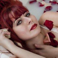Молоко и розы :: Ольга Степанова