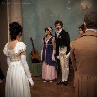 Приглашение к танцу.... :: Виктор Перякин