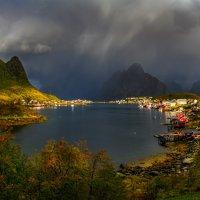 «Самая красивая деревня Норвегии» :: Alexey Gupolov
