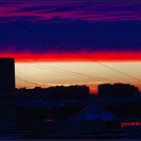 Как страшно жить в Озерках :: Андрей Зайцев
