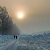 Морозное утро :: Виктор Четошников