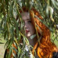 В зелени :: Nastya Skritskaya