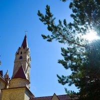 Catholic cathedral :: Maria Burova