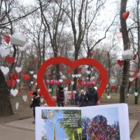 Весна - лучшая приправа на обеде любви :: Алекс Аро Аро