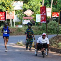 Kilimanjaro Marathon - 2016 :: Сергей Андрейчук