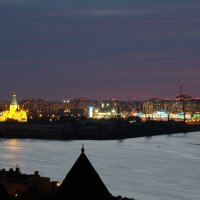 Ночной город :: Алексей Афанасьев