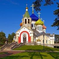 Собор князя Игоря Черниговского в Переделкино :: Олег Савин
