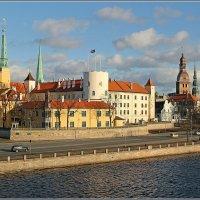 Привет из Риги! :: Роланд Дубровский
