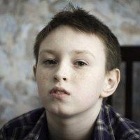 Мальчик :: Кирилл Кузнецов