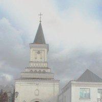 на территории Николо-Угрешского монастыря :: elena manas