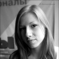 Незнакомка. :: Anna Gornostayeva