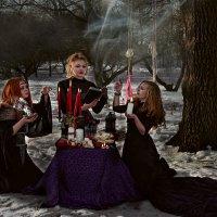 Три колдуньи ... :: Татьяна Сафронова