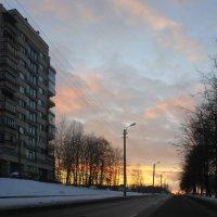 Упоительный закат Царскоселья.... :: Tatiana Markova