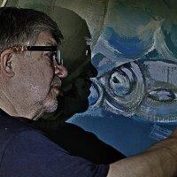 Монументальная живопись в студии Золотое Сечение ... :: Рэм Медянский