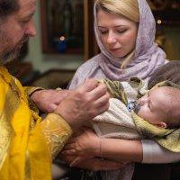 крещение Никиты :: Сергей Соболев
