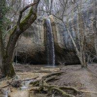Водопад Козырек (Нижний Кубалар) :: Игорь Кузьмин