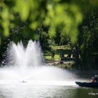 магия лета и феерия воды :: Олег Лукьянов