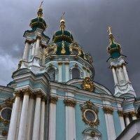 Андреевская церковь :: Ольга Фролова