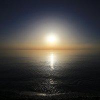 Закат в первый весенний день :: valeriy khlopunov