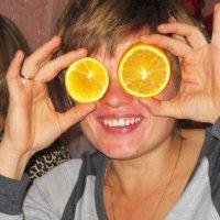 Апельсиновое настроение :: Анна Хохлова