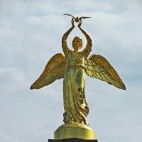 Скульптура «Добрый Ангел Мира» (Лазаревский) :: Анна Хохлова