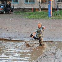 Чтобы лето не кончалось....... :: Николай Сапегин