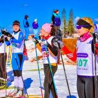 Бросай курить -вставай на лыжи ! :: Андрей Куприянов