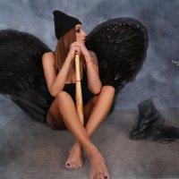 Вот такой вот Ангел... :: Наталья Ремез