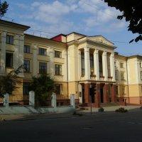 Черновицкий  университет :: Андрей  Васильевич Коляскин