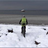 Снег и море не помеха... :: Jossif Braschinsky