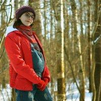 Прогулки по зимнему лесу) :: Семен Кактус