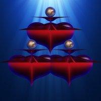 ***Любовь на подъёме или любовный треугольник*** :: Юлия Z