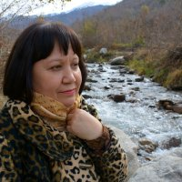 Зябко... :: Anna Gornostayeva