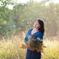 Осенний портрет.. :: Тамара Морозова