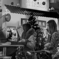 в кафе... :: Svetlana AS