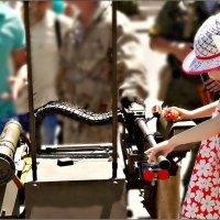 Девочка и пулемёт :: Кай-8 (Ярослав) Забелин