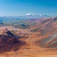 Вид на Белуху :: Егор Балясов