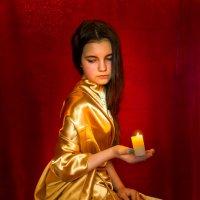 Юная сакура :: Виктория Воробьева (Wish)
