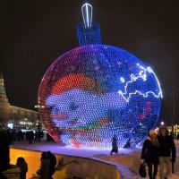 Новогодняя игрушка :: Валерий Антипов