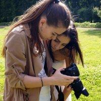 Работа фотографа и модели :: Shanndmi ...