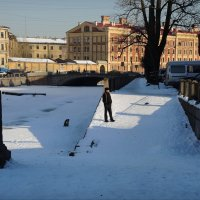 Март на канале Грибоедова:) :: sv.kaschuk
