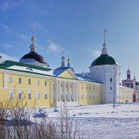 Николо-Пешношский монастырь. :: Ирина Нафаня