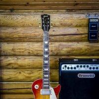 Gibson Les Paul-59 :: Сергей ДЕНИСОВ