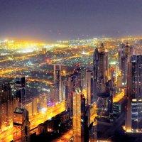 Предрассветный Дубай :: Николай Ярёменко