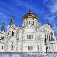 Белогорский мужской монастырь :: Стил Франс